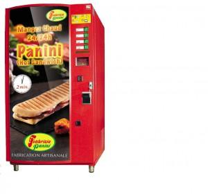 Distributeur panini